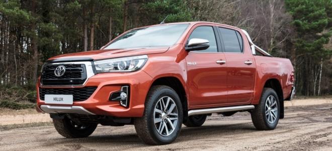 Lanzamiento. Toyota Argentina presenta la nueva gama de la pickup Hilux, con motores naftero y diesel de 150 a 177 CV, respectivamente