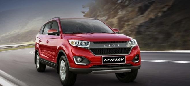 Lanzamiento. Lifan acaba de sumar en la Argentina el SUV Myway, provisto con caja automática, en el motor naftero de 132 caballos