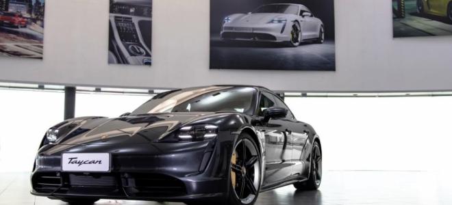 Lanzamiento. Porsche Argentina presenta el Taycan en tres versiones, con motores de 530 CV; 680 CV y 761 CV