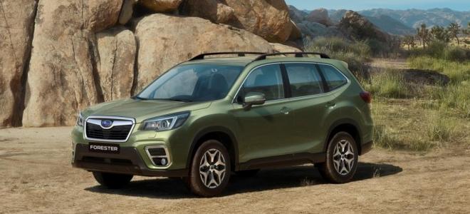 Lanzamiento. Subaru presenta en nuestro mercado el Forester 2019, el SUV compacto con nueva tecnología y dos motores nafteros