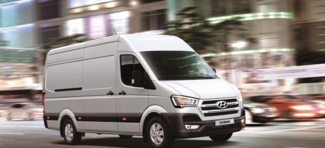 Lanzamiento. Hyundai Motor Argentina presenta la nueva generación del utilitario liviano H350, con el motor TD de 150 CV de potencia
