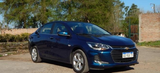 Chevrolet Onix, a Prueba. Muy buenos cambios destacando la alta tecnología con un gran motor de bajo consumo