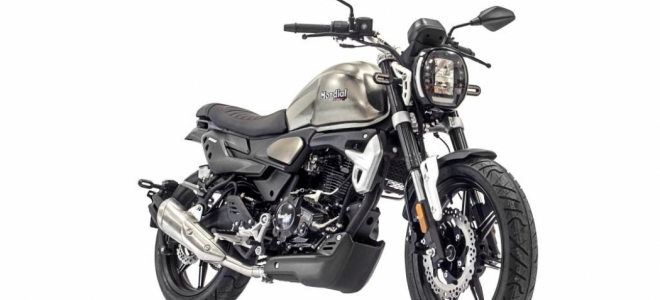 Motos. Mondial presenta en nuestro mercado la street vintage W250 Sport, con motor de 17,7 caballos