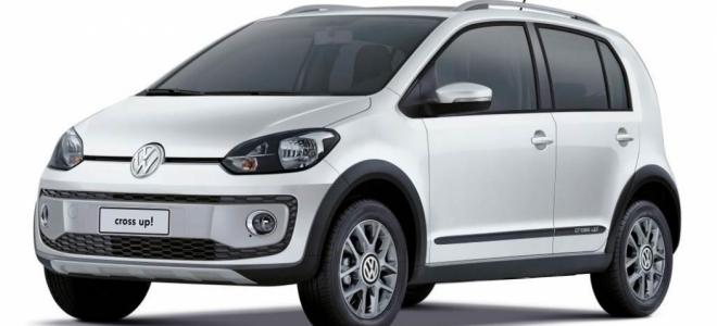 Lanzamiento. Volkswagen Argentina presenta el Cross up!, variante con estilo off-road, con el motor de 75 caballos