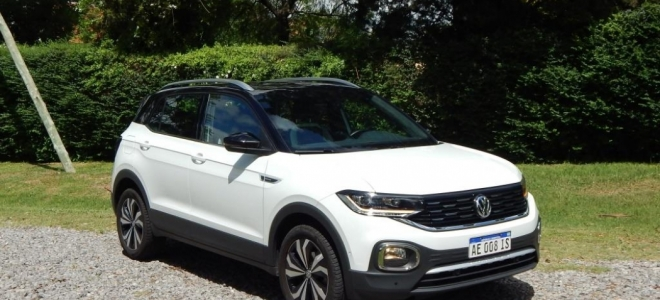Volkswagen T-Cross, a prueba. Un Utilitario Deportivo familiar que se destaca en confort y seguridad, con motor de 110 CV