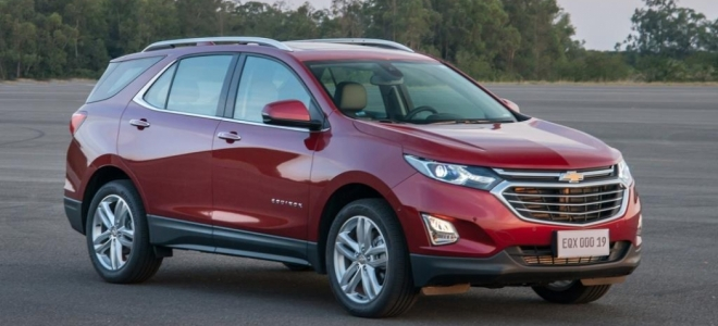 Lanzamiento. Chevrolet ofrece en la Argentina la nueva Equinox, un Utilitario Deportivo compacto, con motor naftero de 172 cavallos de potencia