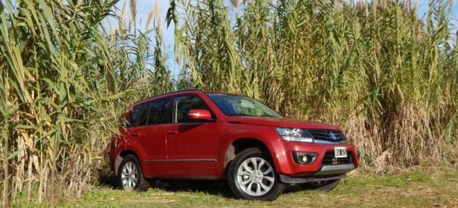 Suzuki Grand Vitara, a prueba. Versatilidad y eficiencia para enfrentar todos los terrenos