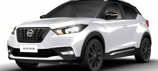 Lanzamiento. Nissan ofrece en la Argentina el Kicks Special Edition, festejando el tercer aniversario del SUV