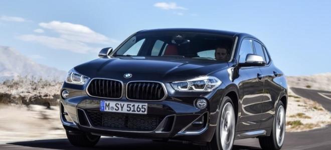 Lanzamiento. Se presenta en la Argentina el BMW X2 M35i, con detalles  M Performance y motor de 306 caballos