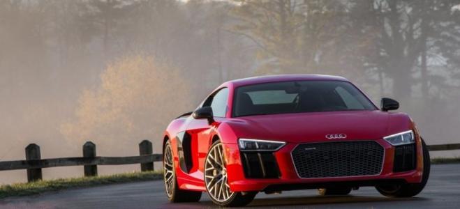 Lanzamiento. Audi dio a conocer el presentación del R8 V10 plus, el súperdeportivo con motor de 610 caballos. Mirá el Video