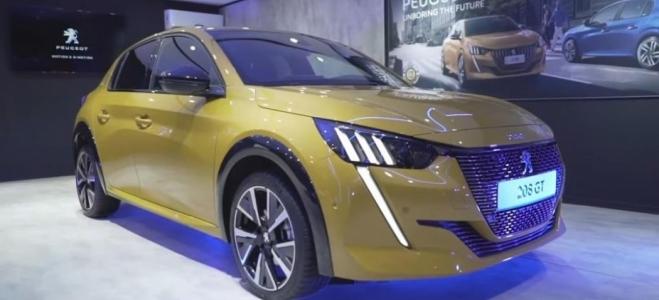 Lanzamiento. Peugeot Argentia lanza los flamantes Peugot 208 GT y GT Line, con motor nafteros de 130 caballos de fuerza