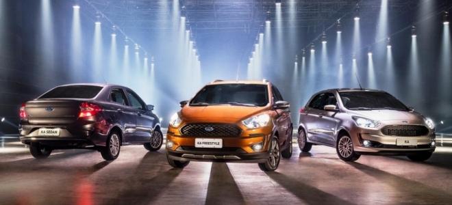 Lanzamiento. Ford Argentina ya ofrece en nuestro mercado el Ka 2018, con nuevo motor naftero de 3 cilindros y 123 caballos