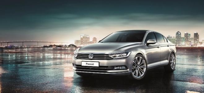 Lanzamiento. Volkswagen Argentina dio a conocer la presentación del nuevo Passat en versión Highline, con motor naftero
