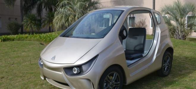 Lanzamiento. VOLT presenta en la Argentina el  z1 series, un vehículo eléctrico destinado para predios cerrados