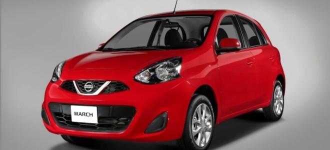 Lanzamiento. Nissan Argentina presenta el March Sense con caja AT de 4 velocidades y motor de 107 CV