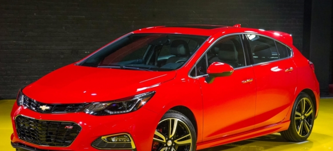 Lanzamiento. Chevrolet lanza en nuestro mercado la versión hatchback denominada Cruze 5, que se produce en la Argentina