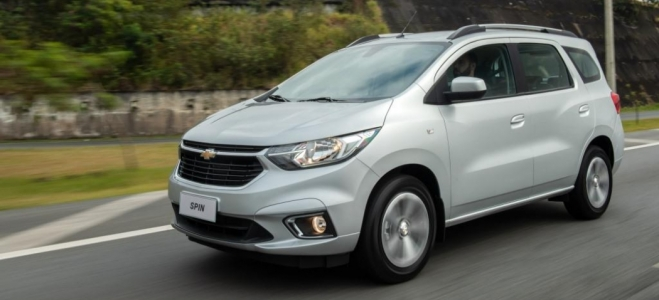 Lanzamiento. Chevrolet Argentina presenta la nueva Spin 2021, con novedades de equipamiento y el mismo motor naftero de 105 CV