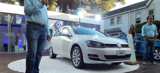Lanzamiento. Volkswagen Argentina reveló a nuestro mercado el Nuevo Golf de 7a generación. Video