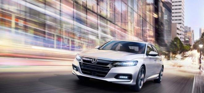 Lanzamiento. Honda presenta en la Argentina la 10a generación del Accord, sedán grande con el motor naftero de 250 caballos