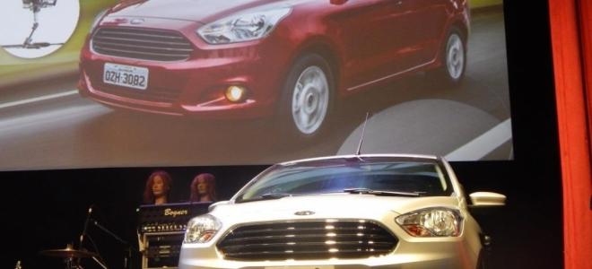 Lanzamiento. Ford Argentina presenta el Ka+, el sedan compacto, con tres niveles de eauipo y motor naftero de 105 CV