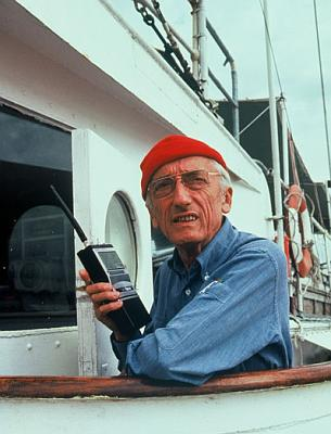 11-06 Jacques-Yves Cousteau