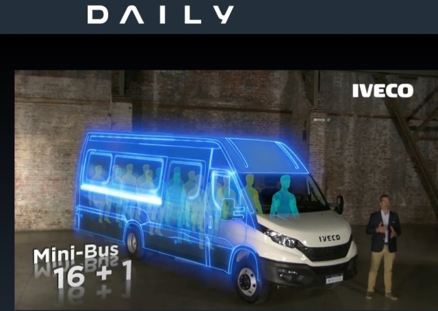 Iveco Daily lanz20 13