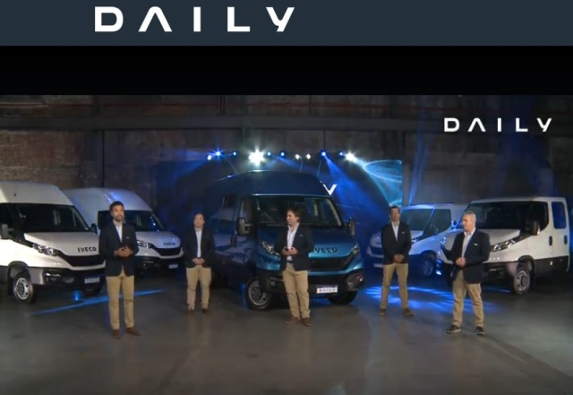 Iveco Daily lanz20 15