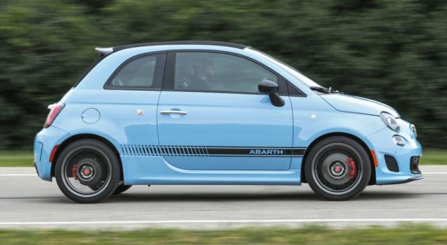 Fiat 500 Abarth lanz17 perf