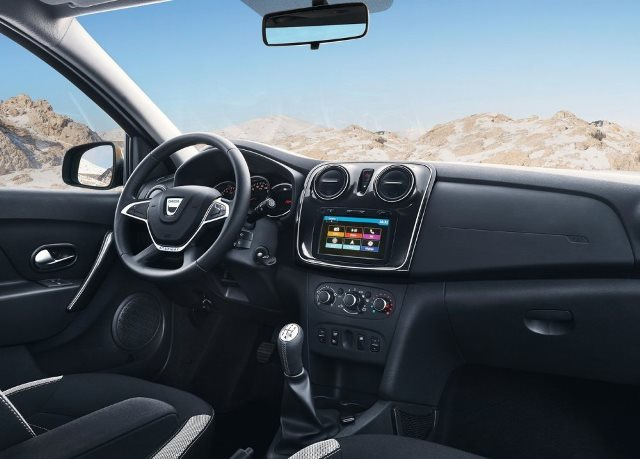Dacia Logan MCV Stepway int